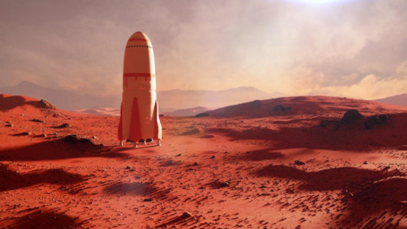 آیا انسانها میتوانند با خیال راحت به مریخ بروند؟