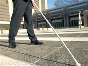 ساخت دستگاه مانع یاب برای نابینایان توسط یک شرکت فرانسوی
