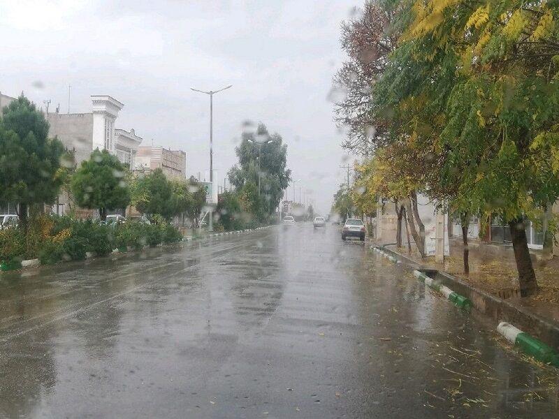 ماکو پر بارشترین شهر آذربایجانغربی در ۲۴ ساعت گذشته بود