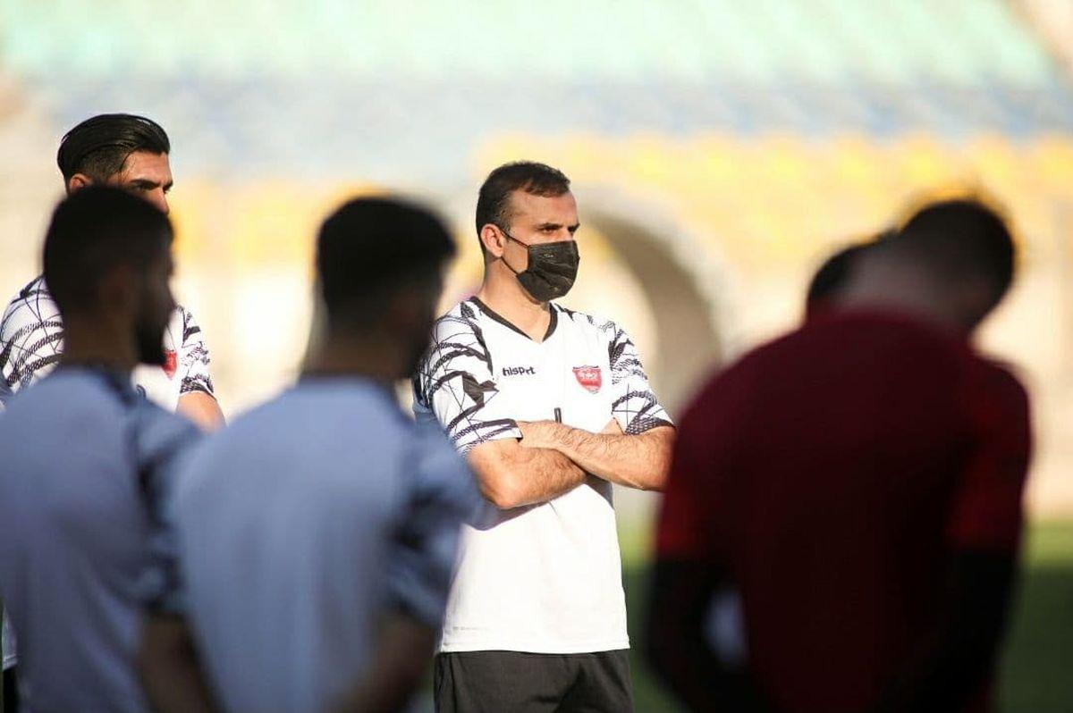 تقدیر سازمان بسیج ورزشکاران از کاپیتان پرسپولیس