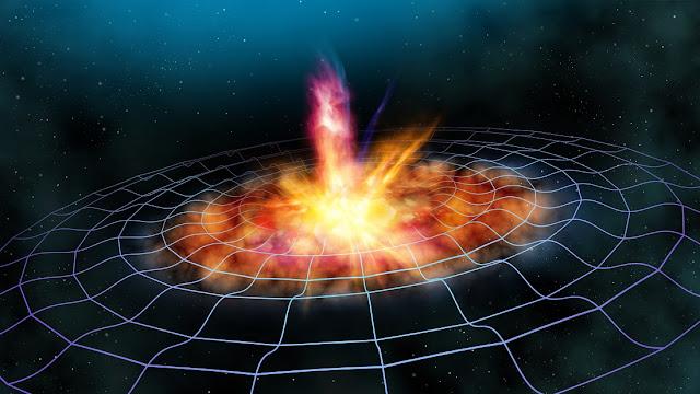 آشکارساز تازه موج گرانشی سیگنالهایی احتمالی از آغاز تاریخ کیهان دریافت کرده