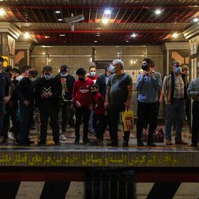 رایگان بودن مترو تهران در روز اربعین