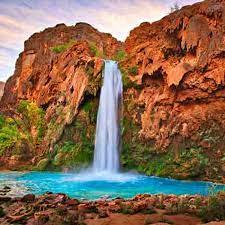 زیباترین و ترسناک ترین آبشار دنیا