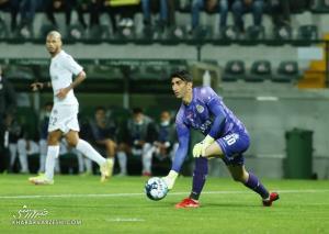 واکنش توییتر بواویشتا به اولین بازی گلر ایرانی