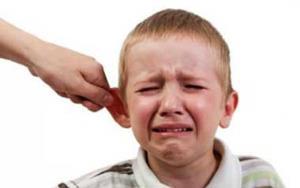 قفل آهنی برای خلاص شدن از جیغ و گریه کودک!