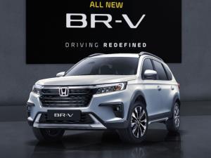 معرفی نسل جدید هوندا BR-V در اندونزی