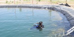 شنای غیرمجاز در استخر کشاورزی جان ۲ جوان جغتایی را گرفت