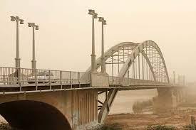 پیشبینی برخاستن گردوخاک در خوزستان