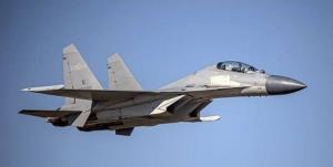 پرواز 24 فروند جنگنده چین به سمت تایوان