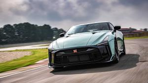 تائید غیرمستقیم تولید نسل بعدی نیسان GT-R R36