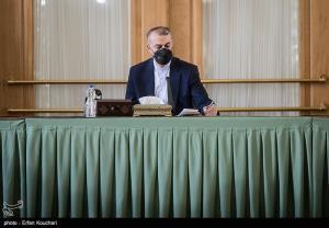 امیرعبداللهیان: امروز نام علی لندی در تاریخ غیورمردان ایرانی جاودانه میدرخشد