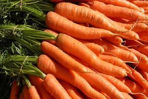 نوسان قیمت هویج در بازار