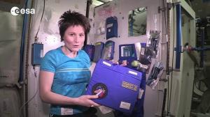 حمام کردن به سبک ایستگاه فضایی بینالمللی