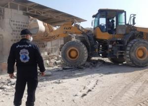 قلعوقمع کارگاههای ماسهشویی غیرمجاز در دزفول
