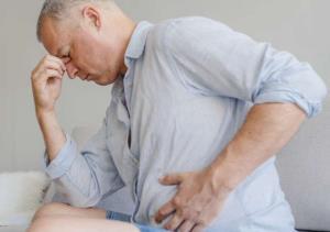 درد و رفلاکس بعد از مصرف شیر گاو
