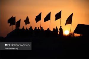 راهپیمایی نمادین اربعین در سطح استان سمنان برگزار میشود