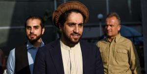 احمد مسعود خواستار تشکیل نظام فراگیر در افغانستان شد