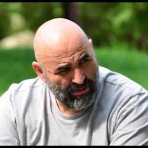 چهرهها/ سفر علی مشهدی به کربلای معلی