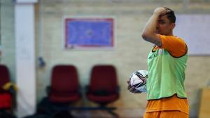 احتمال بازی کردن طیبی مقابل تیم فوتسال قزاقستان