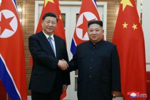 تمایل کیم برای توسعه روابط با چین