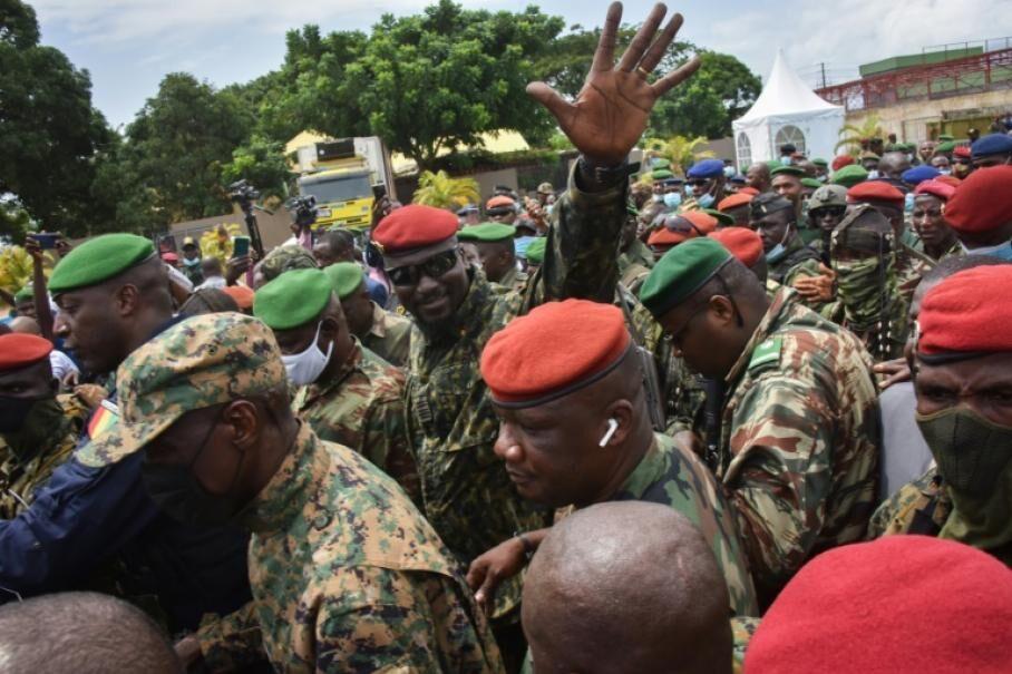 کودتا در گینه؛ لیست ۱۰۰ نفره اخراجیها از قدرت