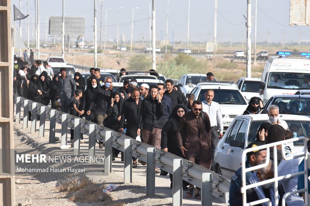 ناجا: هر گونه تردد غیرمجاز در مرزهای کشور جرم است
