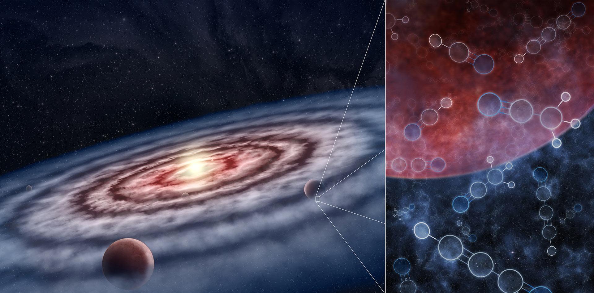 احتمال وجود حیات در کهکشان ما بیشتر شد