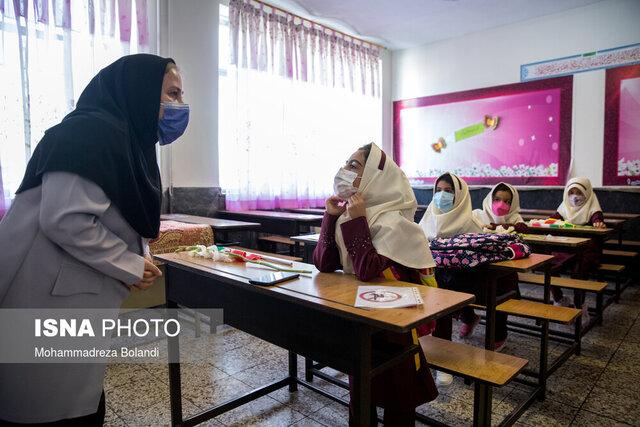 تحصیل ۱۸۰ هزار دانش آموز در خراسان شمالی آغاز شد