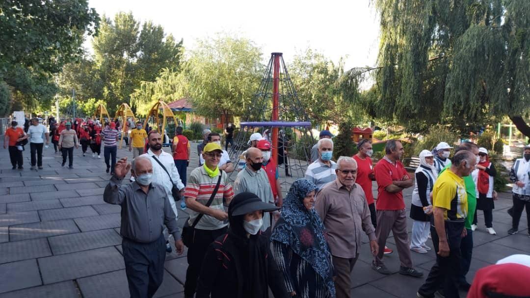 پیاده روی خانوادگی در پایتخت برگزار میشود