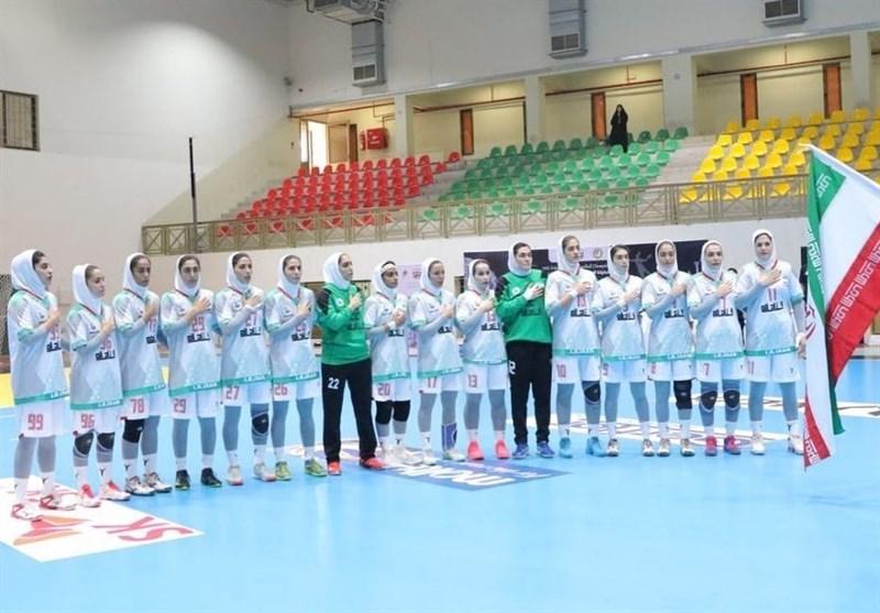 هندبال قهرمانی زنان آسیا؛ پایان کار تیم ایران با کسب عنوان چهارمی و سهمیه جهانی