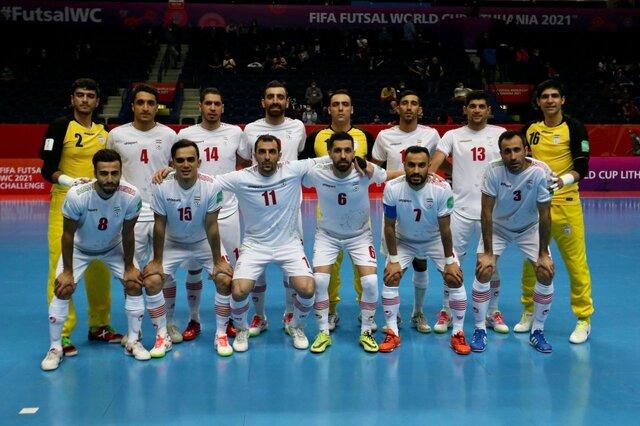 پرگلترین بازیهای ایران در ادوار جام جهانی فوتسال