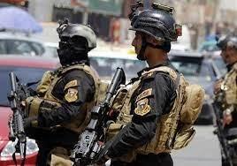 عزاداری مردم در پشت مرز شلمچه و ناراحتی نیروهای امنیتی عراق