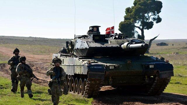 ورود دانمارک، سوئد و نروژ به یک همکاری نظامی جدید