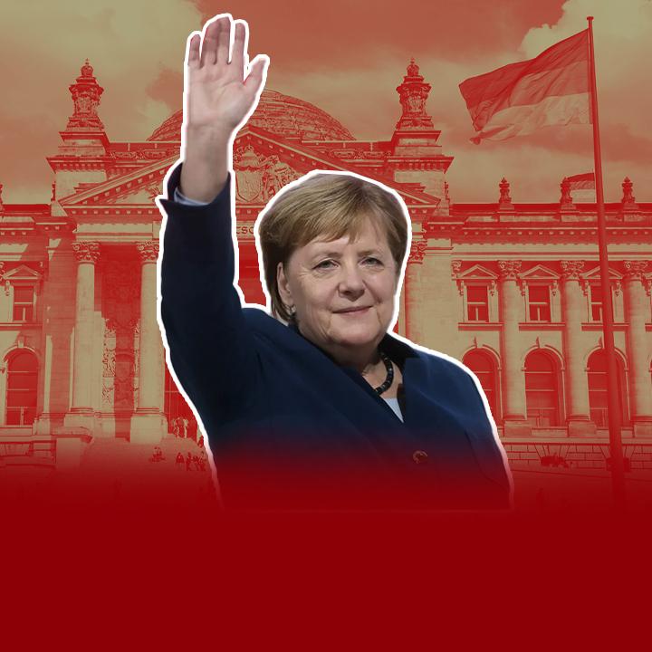 خداحافظی خانم کترنگی از سیاست