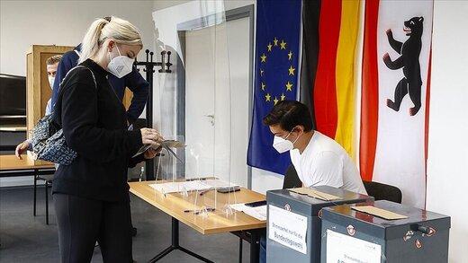 انتخابات آلمان؛ آمارها حاکی از مشارکت پایین است