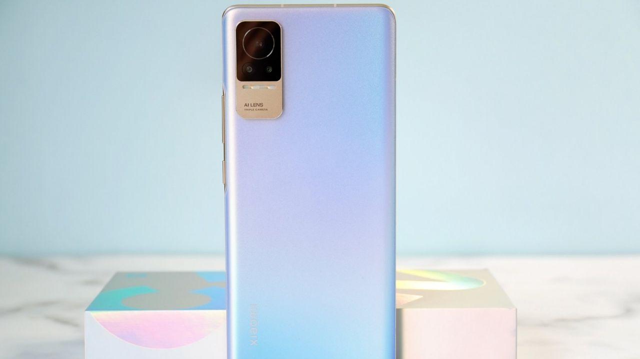 شیائومی CIVI با Snapdragon 778G و تمرکز بر طراحی رسماً معرفی شد!