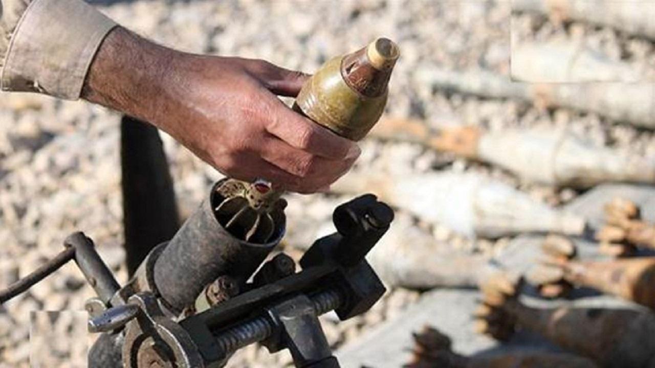 حمله خمپارهای ناکام داعش در دیاله عراق