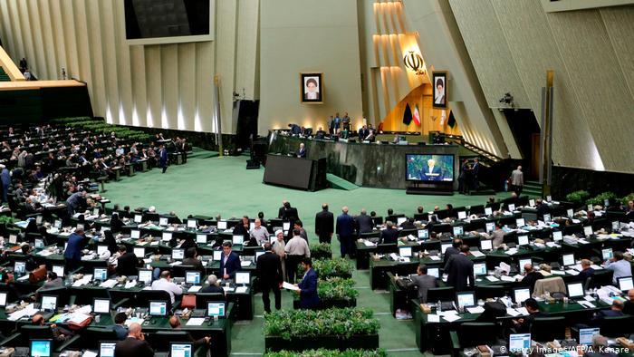 حمله توییتری از بهارستان به باکو