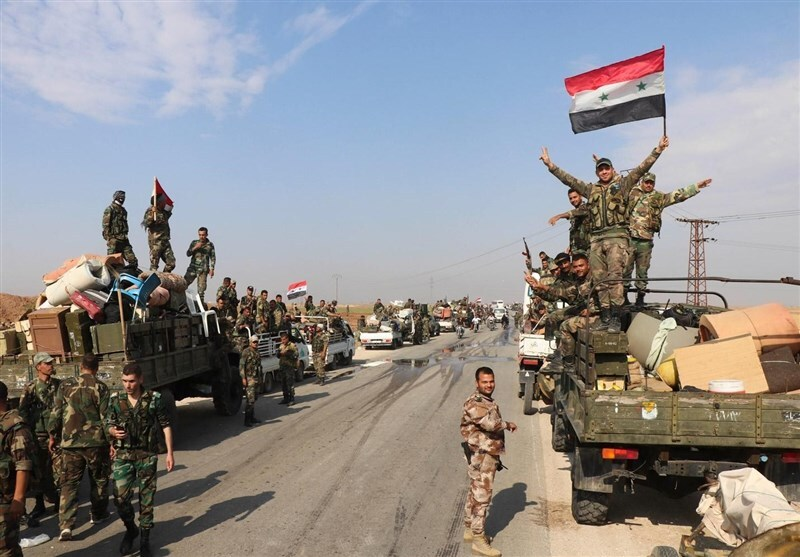 بازگرداندن دو منطقه دیگر در استان درعا به دولت سوریه