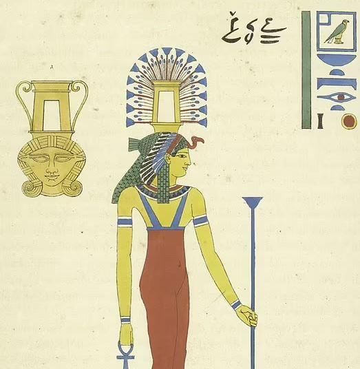 4گوشه دنیا/ کشف «چشم طلا»ی «حاثور» الهه عشق و موسیقی فراعنه
