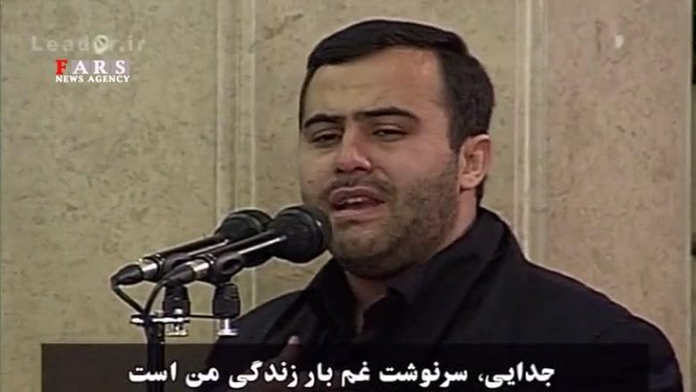 نگاهم کن برادر؛ مداحی ترکی دلنشین مهدی قربانی