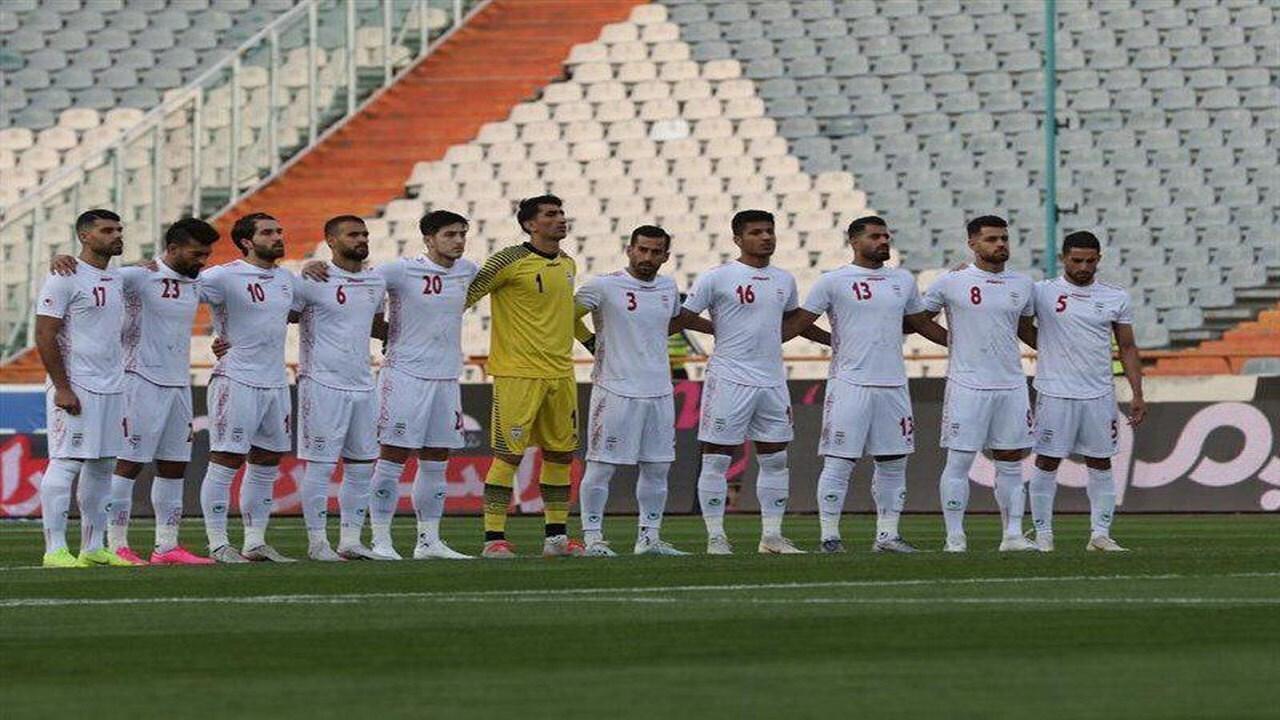 تیم ملی فوتبال بدون بازی دوستانه به مصاف حریفانش میرود