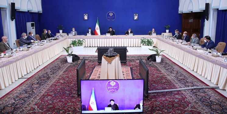 رأی اعتماد هیأت وزیران استانداران منتخب سمنان، یزد و اردبیل