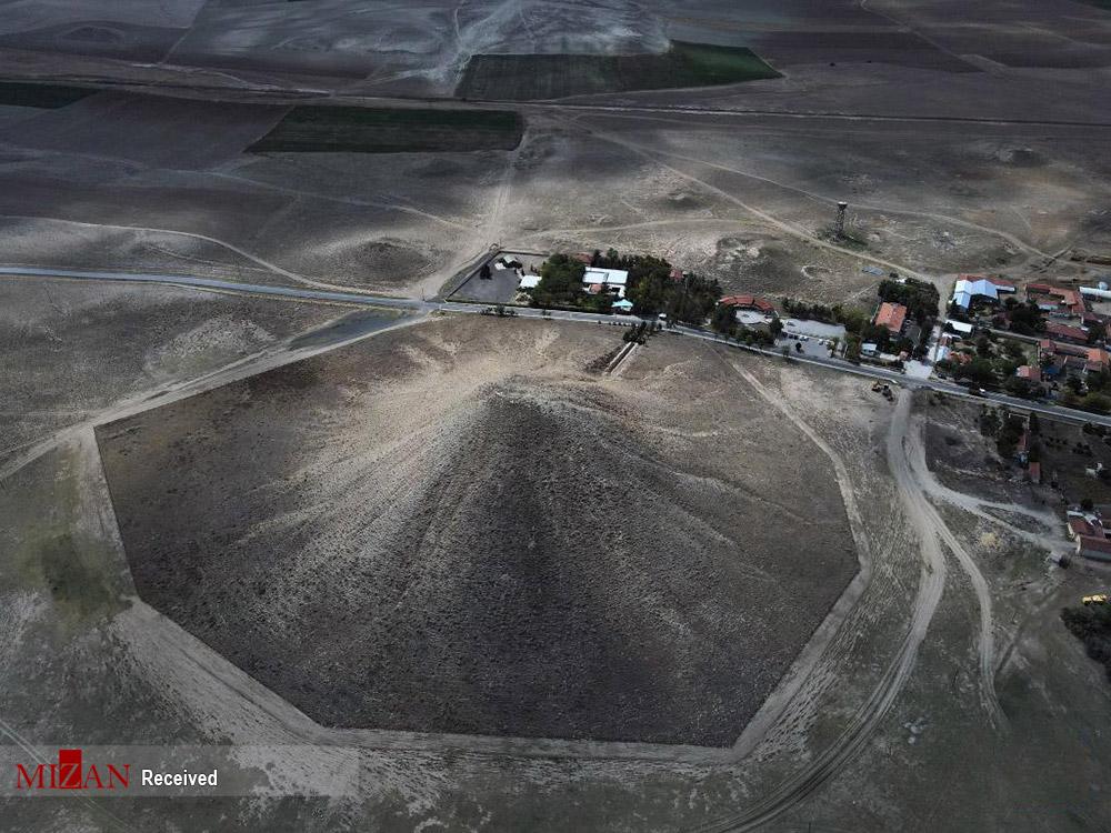 شهر باستانی گوردیون در آنکارا