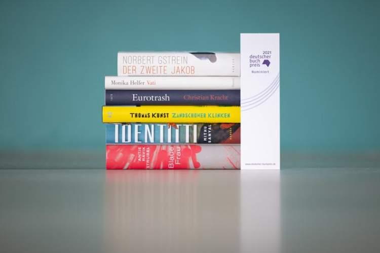 نامزدهای نهایی جایزه کتاب داستان آلمان/ مراسم اعطای جوایز در نمایشگاه فرانکفورت