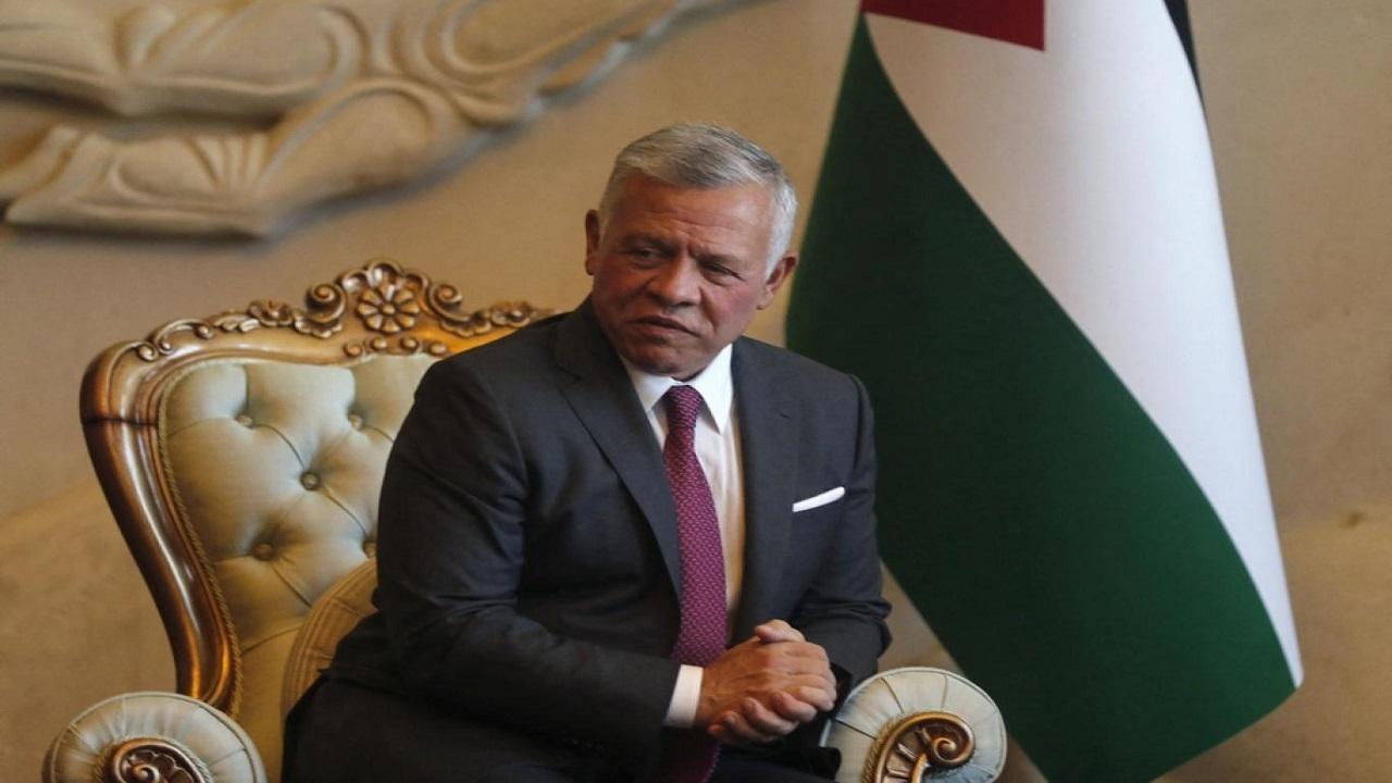 دیدار محرمانه لاپید با پادشاه اردن