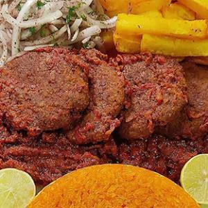 «کباب تابهای» آبدار و خوشمزه؛ غذای محبوب خانگی