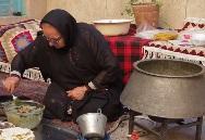 آش پاییزی «ترخینه کرمانشاهی» به سبک مامان بزرگ ها