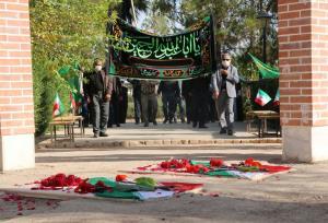 اعلام مسیرهای راهپیمایی اربعین در یزد