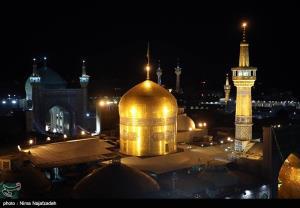 برنامههای حرم رضوی در اربعین حسینی اعلام شد